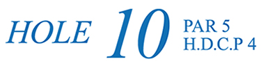 10番ホール
